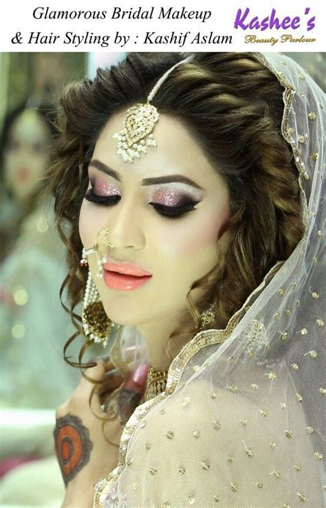 17 Best ideas about Pakistani Bridal Makeup on Pinterest
