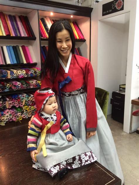Dress Hanbok Anak Ohbaby and baby jet in birthday hanbok yelp