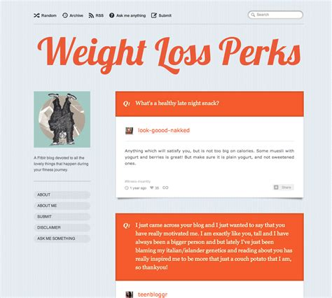7 Best Weight Loss Posts by 30 Of The Best Weight Loss Blogs For Motivation