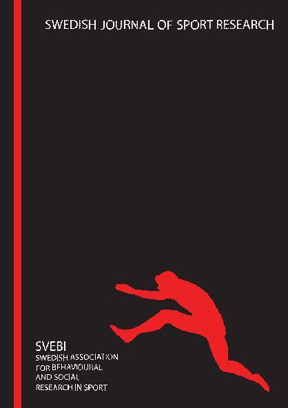 swedish design research journal swedish journal of sport research svebi se