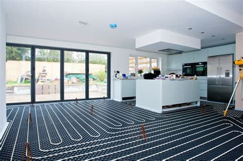 hvac design tips for your new home floor heating systems pros and cons of radiant floor heating