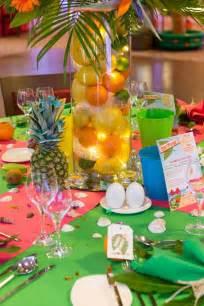 25 best caribbean ideas on luau table