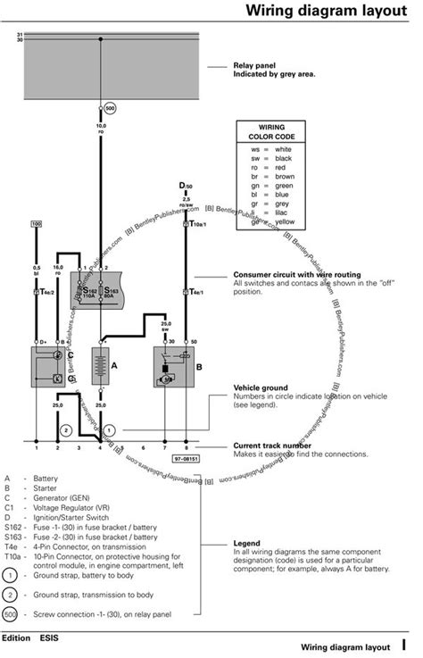 2003 vw jetta relay diagram wiring diagram with description