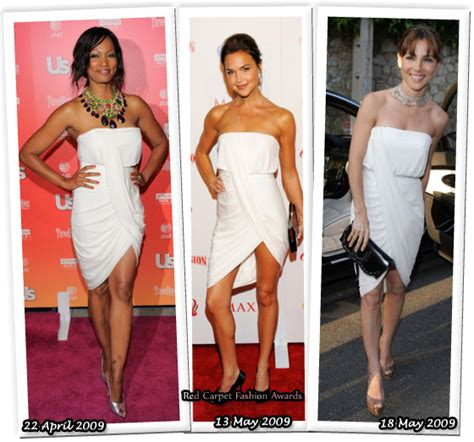 Who Wore Bdbg Max Azria Better by Who Wore Bcbg Max Azria Better Garcelle Beauvais Arielle