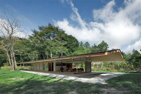 Unique Homes In Japan pitched roof house japan adventure journal