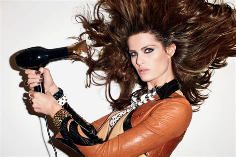 Blowout Hair Dryer the best dryers used by backstage hair stylists vogue