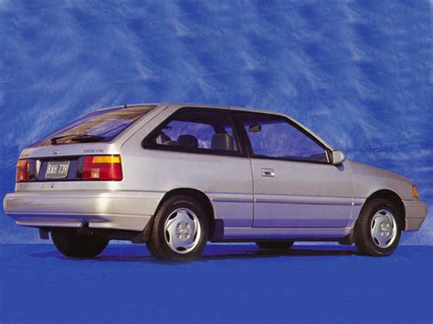 Excel Car 1994 Hyundai Excel Overview Cars
