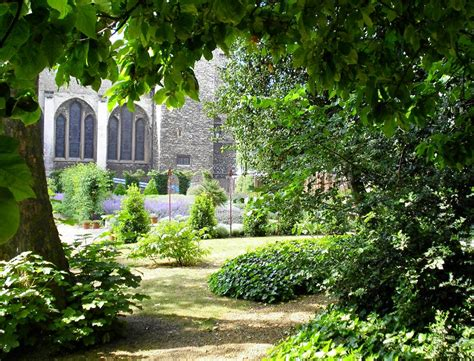 Palace Gardens by Archbishop Of Canterbury Opens Lambeth Palace Garden To