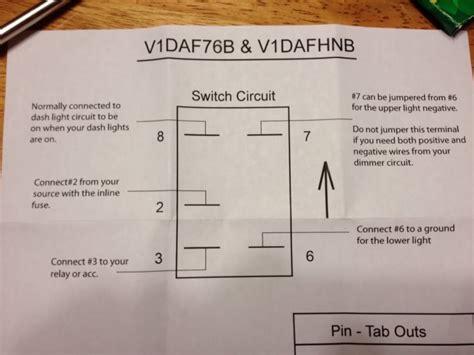 stv rocker switch wiring diagram 32 wiring diagram