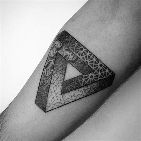 penrose triangle tattoo 37 best penrose triangle images on penrose