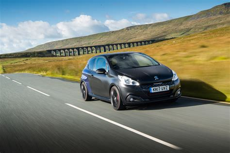 peugeot car of the year peugeot 208 gti by peugeot sport evo car of the year