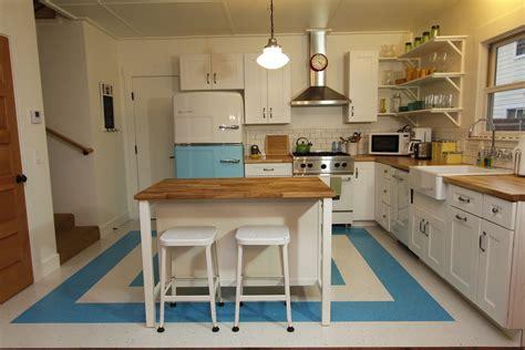 rustic kitchen love the blue retro appliances with the blue kitchen appliances big chill kitchen kitchen