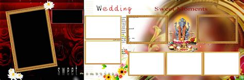 Karizma Wedding Background Psd Files Free by Wedding Album 12x36 Albumpsd Files Free Downloads Naveengfx