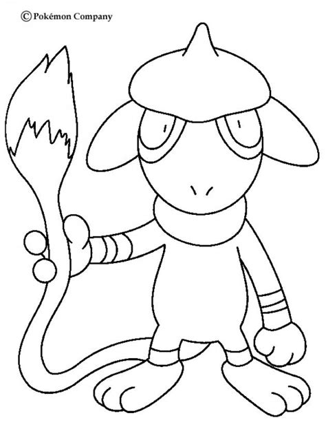 normal pokemon coloring pages normal pokemon coloring pages smeargle az dibujos para