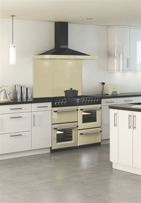 Tiled Kitchen Floors Ideas 28 best images about cream range cookers on pinterest