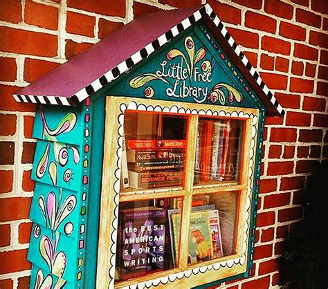 design online library diy create your own little free library