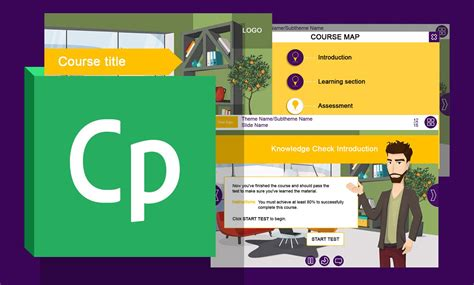 adobe captivate free templates new adobe captivate course starter template with office