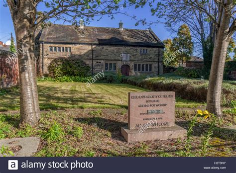 houses to buy st helens the quaker meeting house in st helens merseyside north west england stock photo