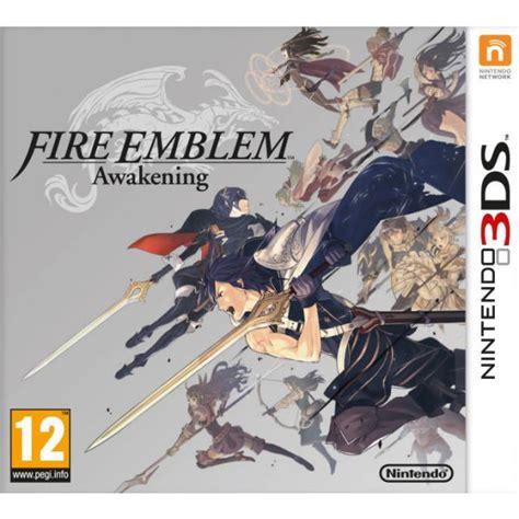 Kaset Emblem Awakening 3ds emblem awakening 3d nintendo 3ds zavvi