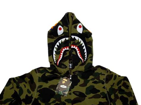 Original A Bathing Ape 1st Camo Zipped Shark Hoodie purple bape camo wallpaper wallpapersafari