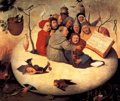 libro bosch and bruegel from the concert in the egg 1475 1480 hieronymus bosch wikiart org