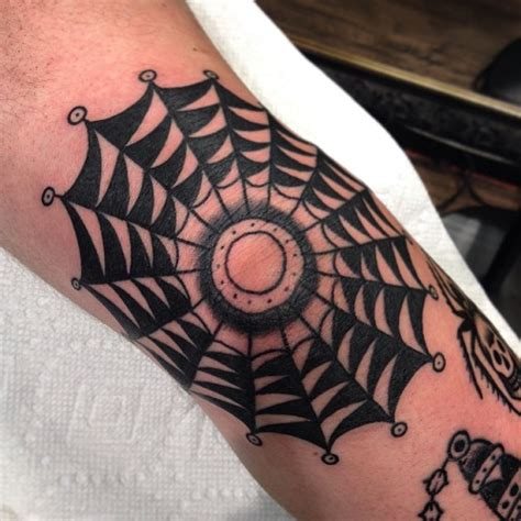 spider web tattoo designs elbow 37 traditional tattoos ideas