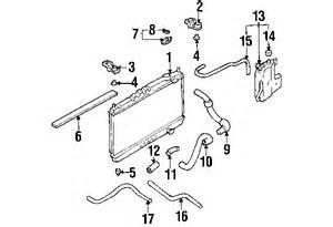 2002 Nissan Xterra Exhaust System Diagram 2002 Nissan Xterra Parts Mileoneparts