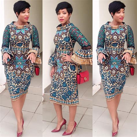joselyn dumas ankara dresses whenever we are looking for trendy ankara styles joselyn