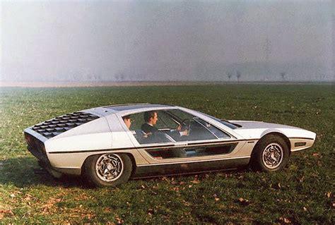 Lamborghini Marzal Fab Wheels Digest F W D 1967 Lamborghini Marzal