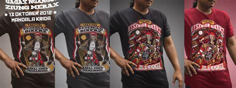 Kaos Motor Cb Merah Maroon hidup event honda cb indonesia