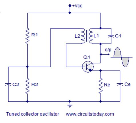 colpitts oscillator capacitor types capacitor type for oscillator 28 images oscillator circuits discrete semiconductor devices