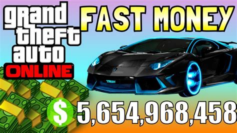 Gta Online Make Money Fast - gta 5 online best ways to make money 1 29 new dlc fast money youtube