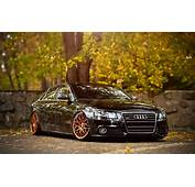 Loudest Audi A4 B8 Exhaust Sound Brutal Acceleration