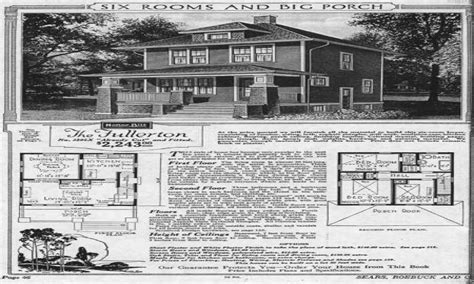 sears kit homes floor plans sears kit homes floor plans sears kit homes plans