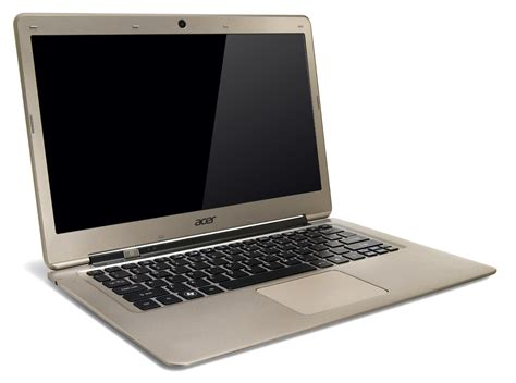 Laptop Acer Slim S3 acer aspire s3 ultrabook laptop price review photo specification