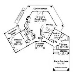 Cool House Floor Plans Gallery For Gt Unique House Plans With Open Floor Plans