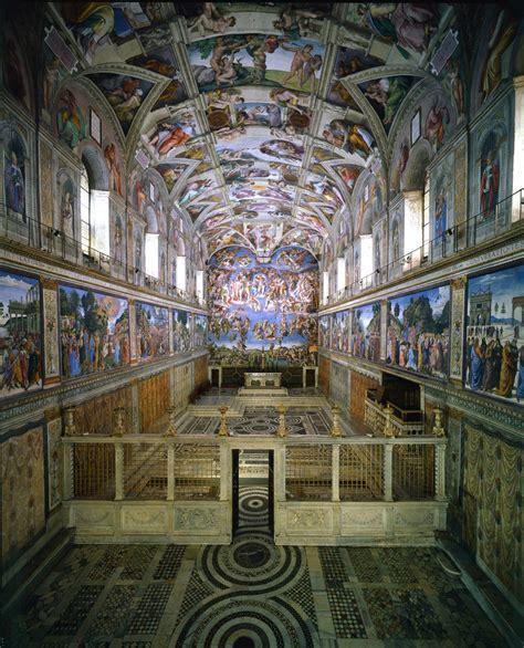 cappella sistina ingresso tra passato e presente musei vaticani