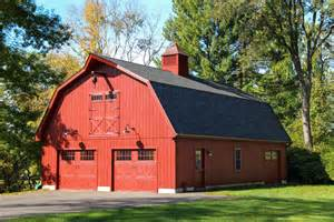 patriot gambrel style 1 189 story garage the barn yard