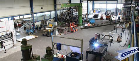 werkstatt planen metallbau gr 246 sch