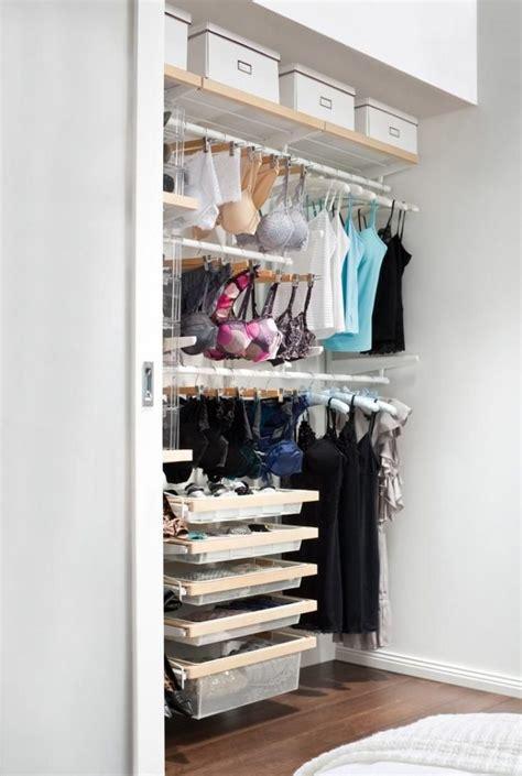 como guardar ropa interior ideas para organizar ropa interior