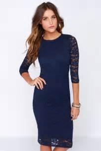 black swan tinsel navy blue dress lace dress 87 00
