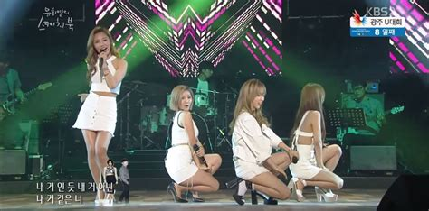sketchbook mamamoo mamamoo performs the most epic live k pop hit medley on