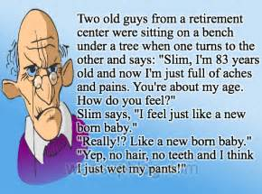 Old age the funny side of getting old also an old age traffic prank