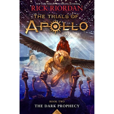 the prophecy the trials of apollo 2 by rick riordan reviews discussion bookclubs lists