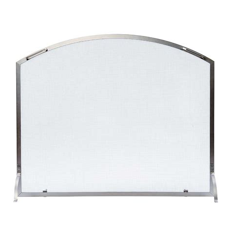 small crest fireplace screen with doors ebay. small flat