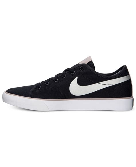 nike s primo court canvas casual sneakers from