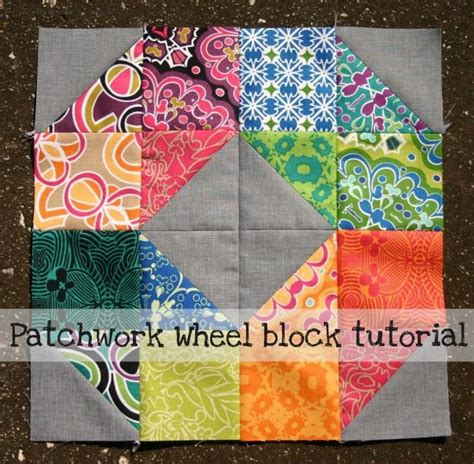 Free Easy Patchwork Quilt Patterns - get scrappy with 8 free scrap quilt patterns