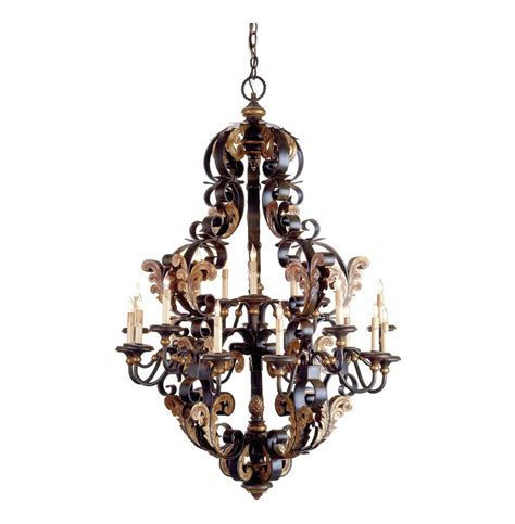 kronleuchter barock heavy baroque scrolled 20 light chandelier kathy kuo home
