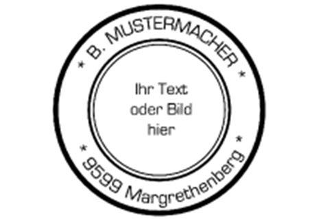 Stempel Design Vorlagen Stempel Bestellen Nach Vorlage Www Arial Ch