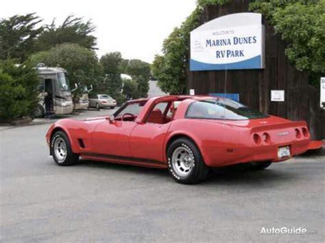1980 4 door corvette corvette